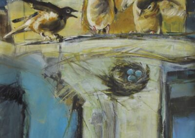 goldfinches 001