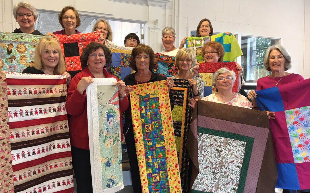 Heart in Hand Quilt Guild~ Project Linus